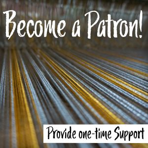 Become a One-time Patron