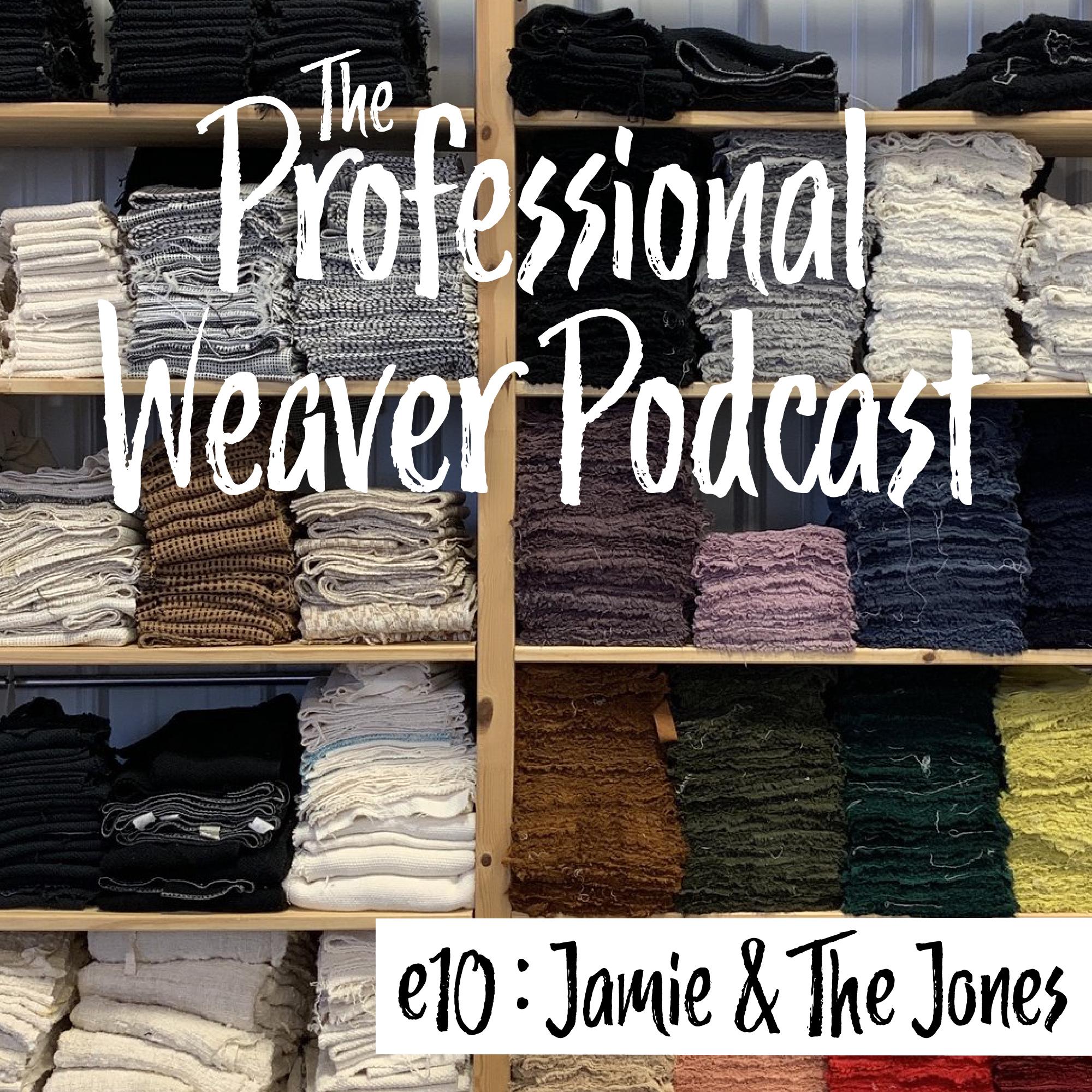 S1E10 : Jamie and The Jones Cover