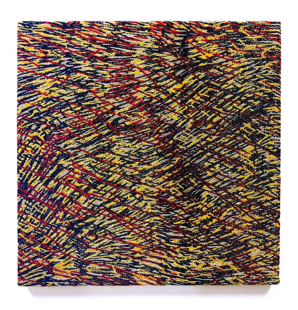 Jovencio De La Paz - Weaving