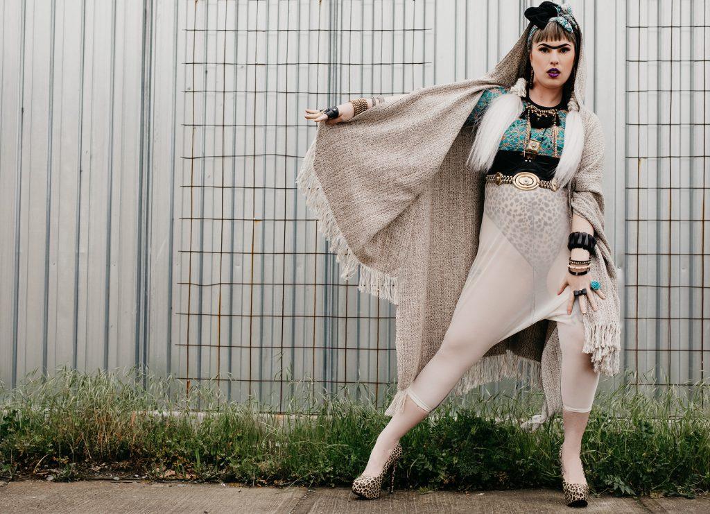 Bridgette Extraordinaire - Cloak