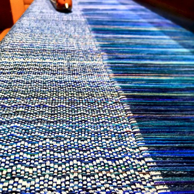 Bridgette Extraordinaire - Weaving