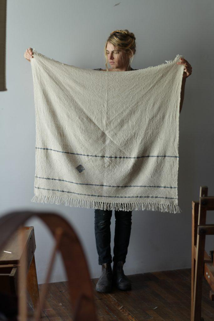 Margot Becker - Handweaving